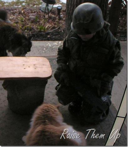 Soldier heart
