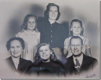 My Moms family