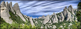 Panorama MontserratHDR