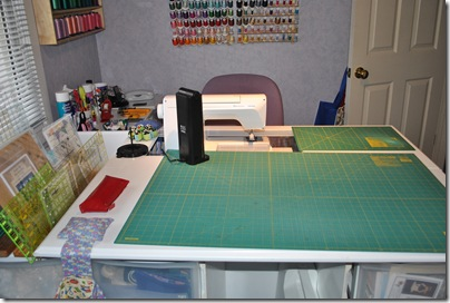 Clean Sewing Room 008