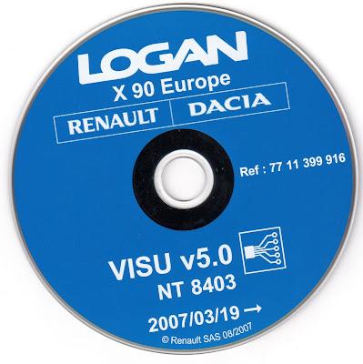 Renault Logan X90 C Visu v5.0