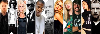 Os álbuns mais aguardados de 2011!
