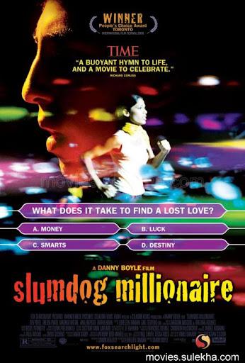 ชีวิตในบังกาลอร์ SlumDog Millionaire 7 pounds และ รงเรียน SAP