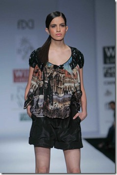 WIFW SS 2011 collection by Vineet Bahl (12)