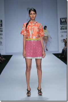 WIFW SS 2011 collection by Vineet Bahl (17)