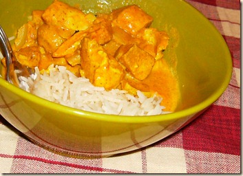Simple Cookery Curry Chicken