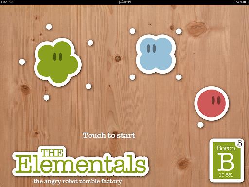免費的元素週期表軟體 The Elementals