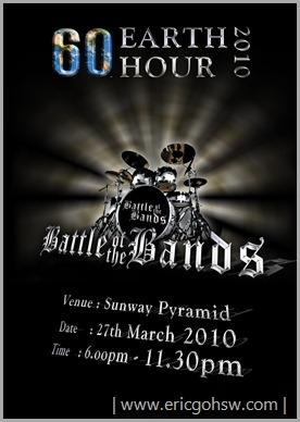 battle of the band sunway