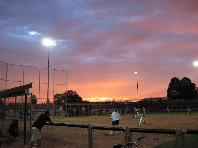 Sunset ballpark