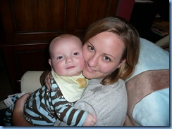 Seth and Mommy
