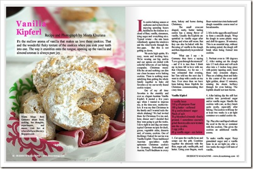 DessertMagazine Issue 5 article