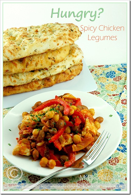 Chicken Legumes (02) by MeetaK