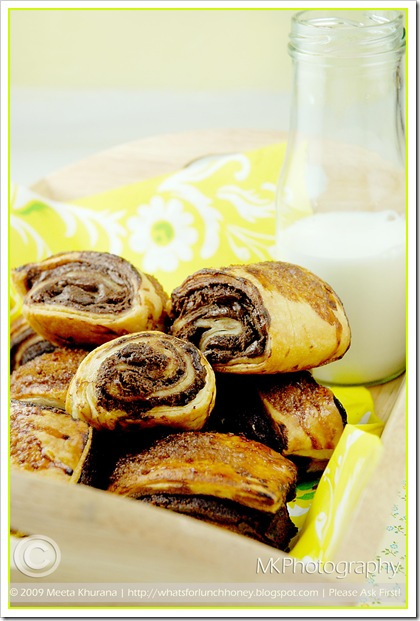 Nutella Rolls (02) by MeetaK