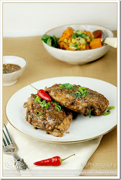 Jamaican Jerk Chicken (02) by MeetaK