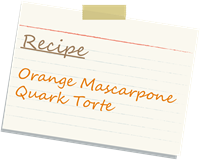 TorteRecipe card