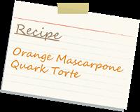 TorteRecipe card