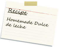index card dulcedeleche