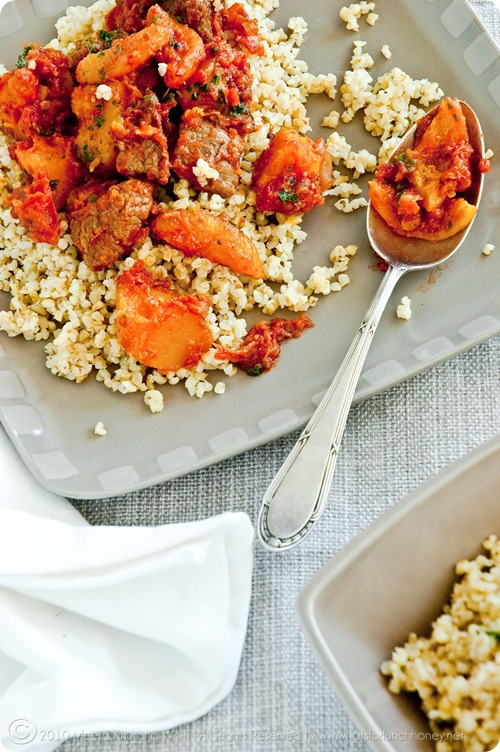 Ras El Hanout Tagine (0005) by Meeta K. Wolff