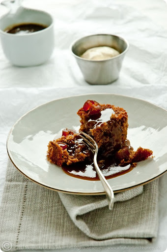 Sticky Toffee Pudding (0019) by Meeta K. Wolff
