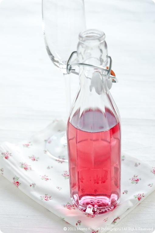 Raspberry Cordial Spritzer (0020) by Meeta K. Wolff