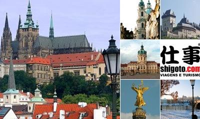 Exibir Viena, Budapeste, Praga e Berlim
