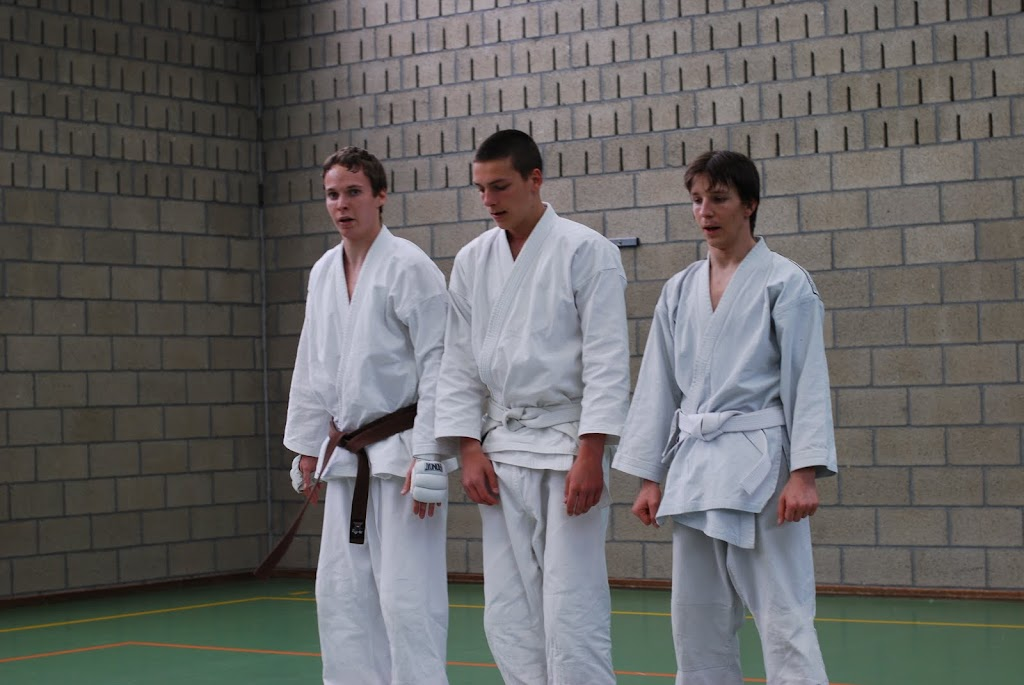 Wouter De Bie, Matthias Goossens en Kim Lauwers