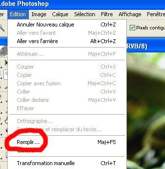 [TUTO] Faire un cadre dégradé avec Photoshop Tuto5