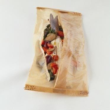 Papillote de papel Engrasado