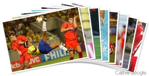 Momentos do Futebol por Cativa Google