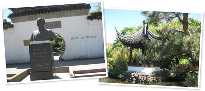 View Chinatown gardens