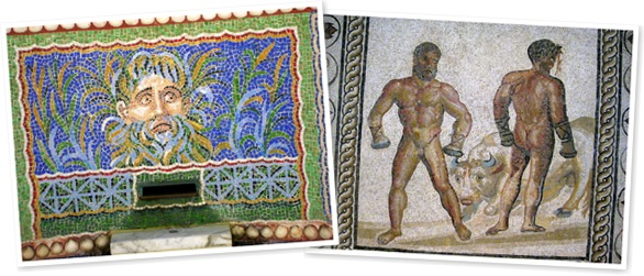 View mosaics at Getty