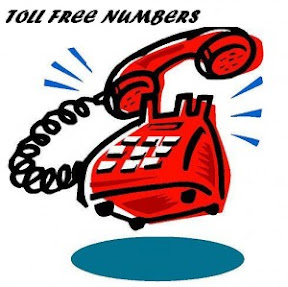Toll Free Number in INDIA