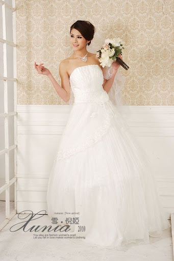 Special Bridal Gown 2010