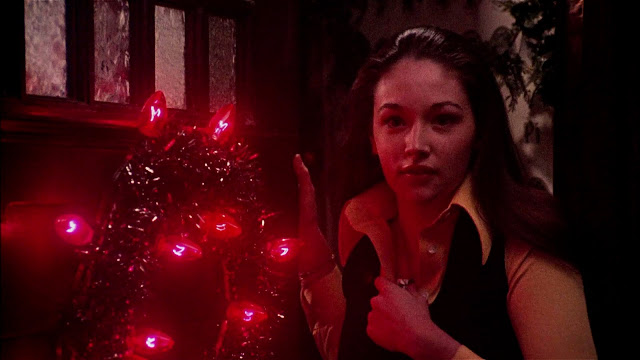 Olivia Hussey being cute-as-a-button in Black Christmas (1974).