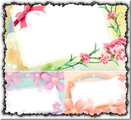 spring-frames-templates,digital frames