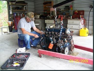 engine haulout    3.25.09 037