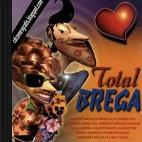 Cd Total Brega Romantico