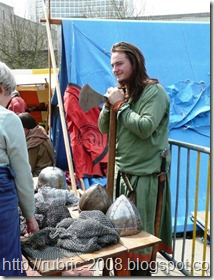 Молодой викинг