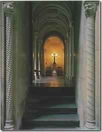 Замок Пенрин, галерея Гранд холла