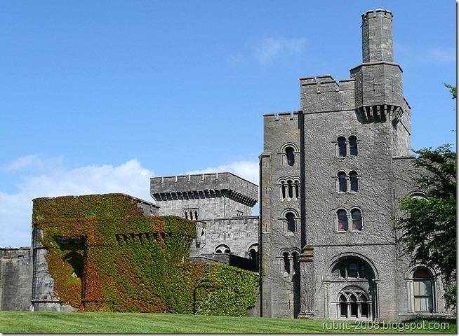 Замок Пенрин, 13 век
