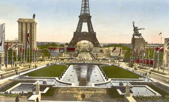 Всемирная выставка в Париже 1937 год