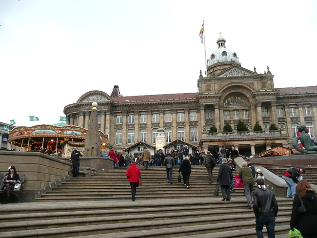 Birmingham, Victoria square