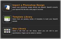 Crear nuevo sitio web en basekit