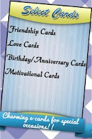 Screenshot of Ecards & Greeting Cards Maker