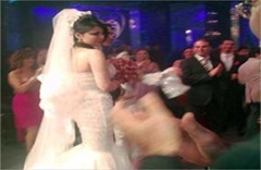 Haifa's D&G Wedding Dress