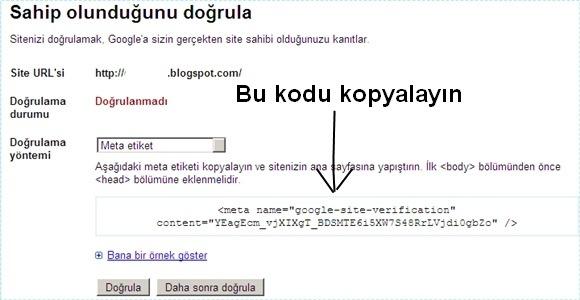 doğrulama-kodu