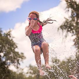Childhood by Kelley Ahr - Babies & Children Children Candids ( september 2014, pool, labor day )