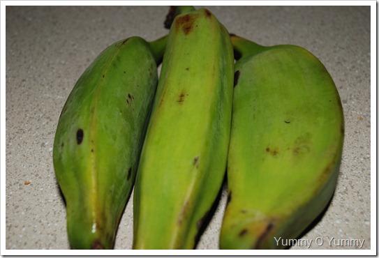 Banana saba