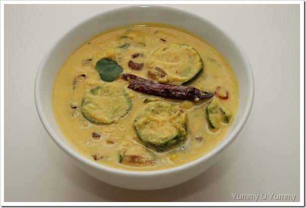 Zucchini Curry
