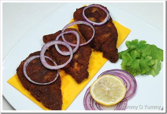 Fish Fry - Bengali Style
